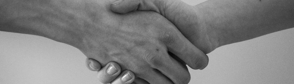 Peace Handshake